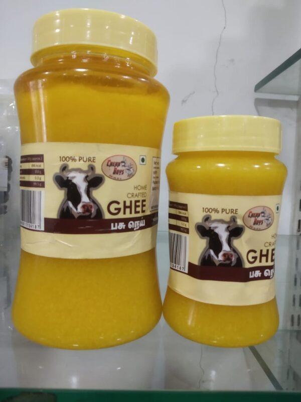 Home Crafted Cow Ghee